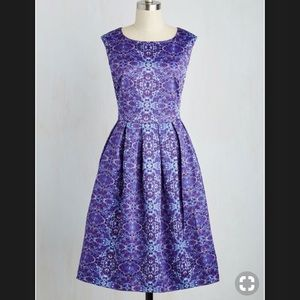 Dear Creatures ModCloth Wishing Pond Pretty Dress